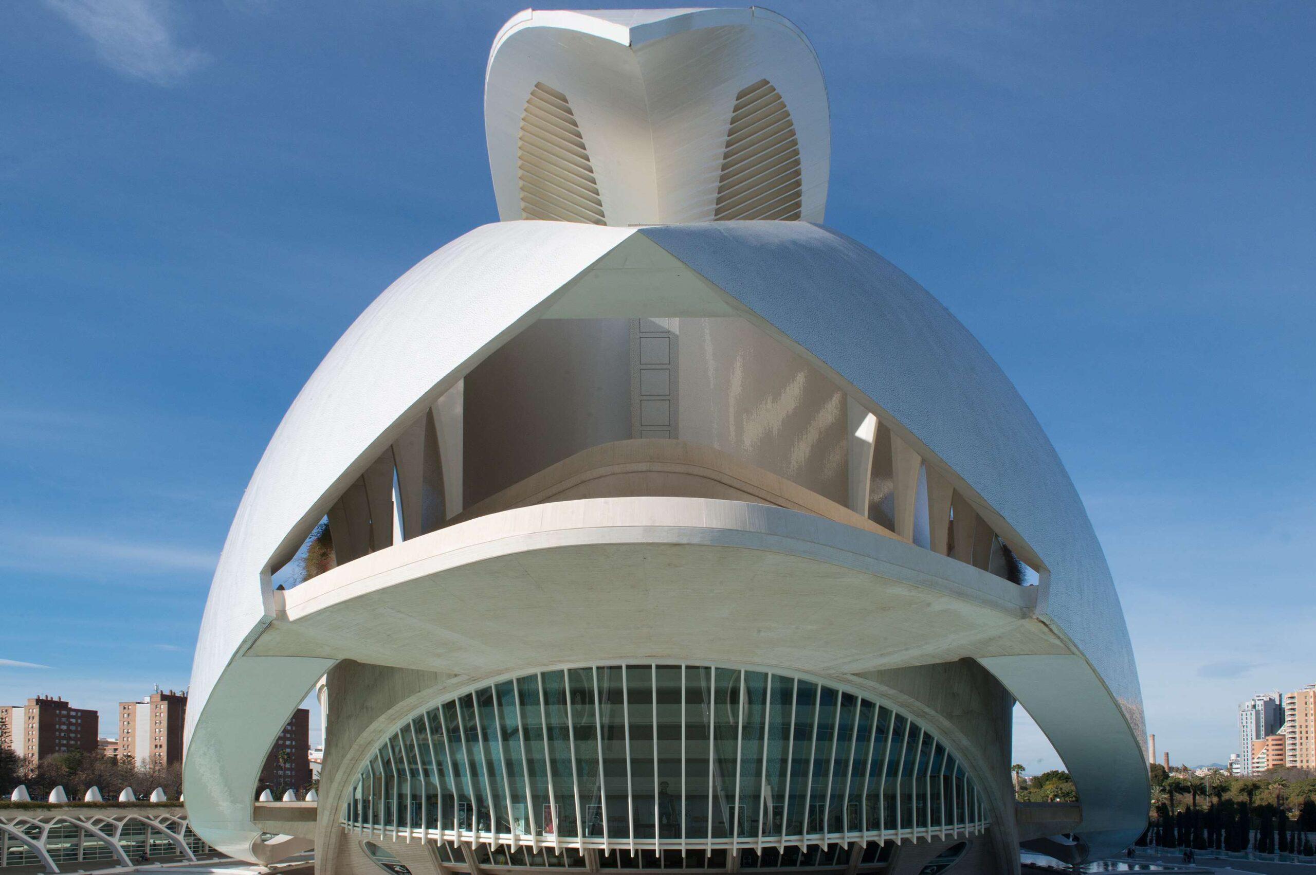 WDC Valencia 2022 Ciudad de las artes y las ciencias - Santiago Calatrava
