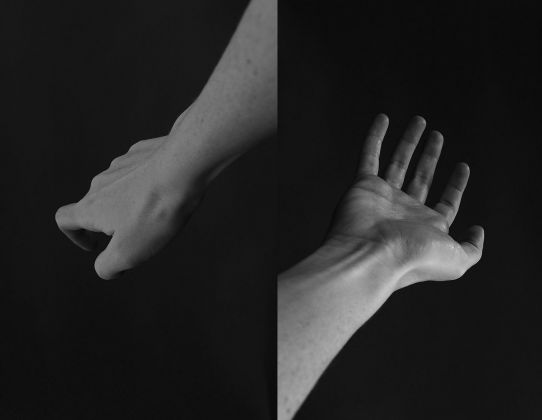 Alexandra Lethbridge, Hands from the series The Archive of Gesture, 2020
