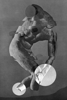 Alexandra Lethbridge, Torso 01 from the series The Archive of Gesture, 2020