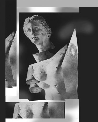 Alexandra Lethbridge, Torso 03 from the series The Archive of Gesture, 2020