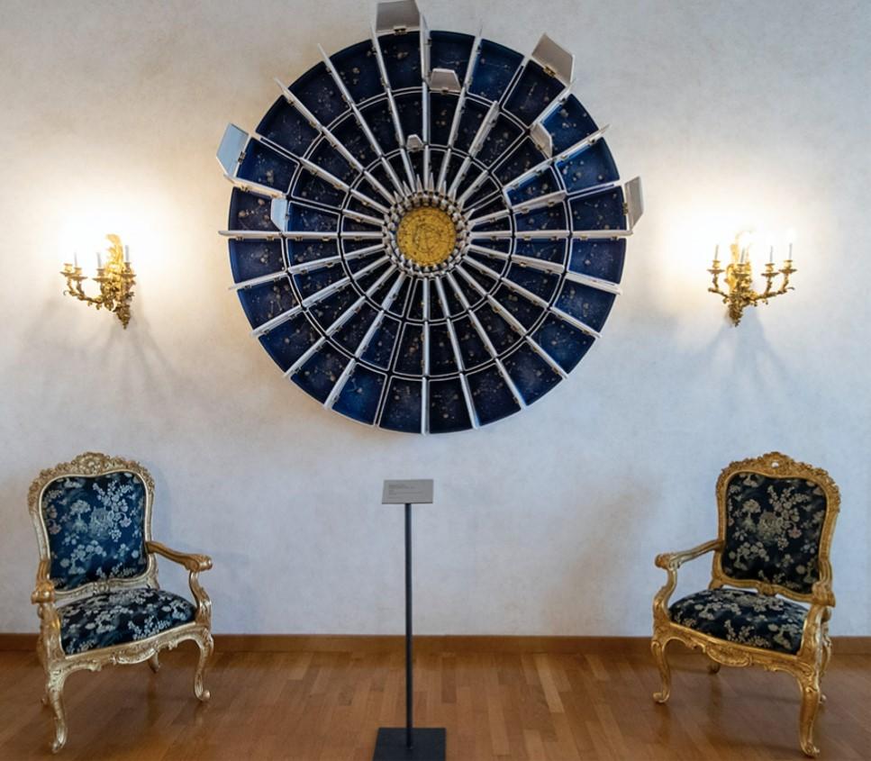 Bertozzi e Casoni, Waiting, Palazzina Gregoriana