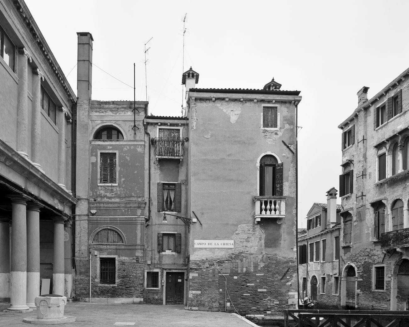 Castello, Campo de la Chiesa, 2020 © Venice Urban Photo Project Mario Peliti
