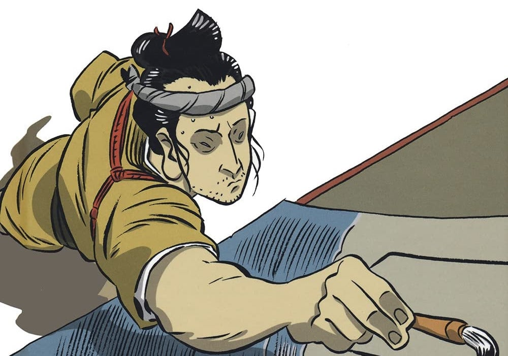 Francesco Matteuzzi, Giuseppe Latanza – Hokusai. L'anima del Giappone (Rizzoli Illustrati, Milano 2021)