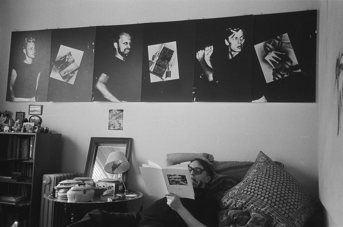 Fulvio Salvadori, 1984, CAC photo credit Egon von Fürstenberg