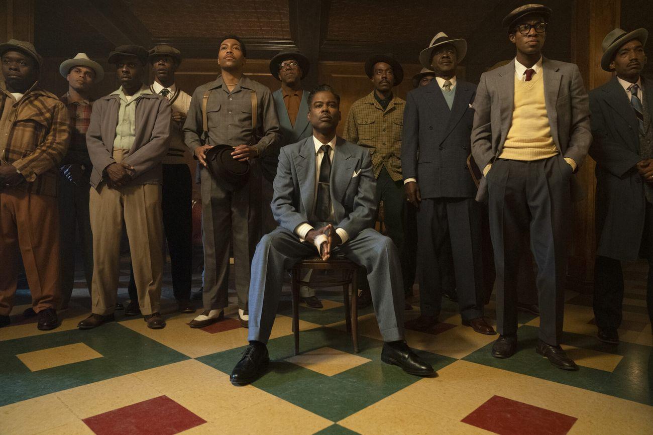 La banda di Loy Cannon nella quarta stagione di Fargo. Elizabeth Morris/FX