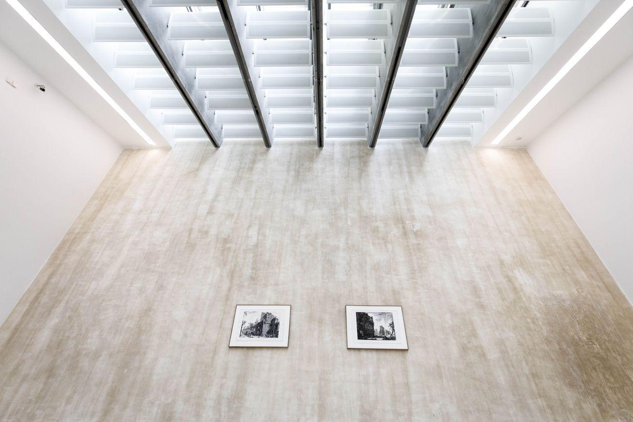 Luca Vitone. Io, Villa Adriana. Exhibition view at MAXXI, Roma 2021. Photo Musacchio Ianniello Pasqualini