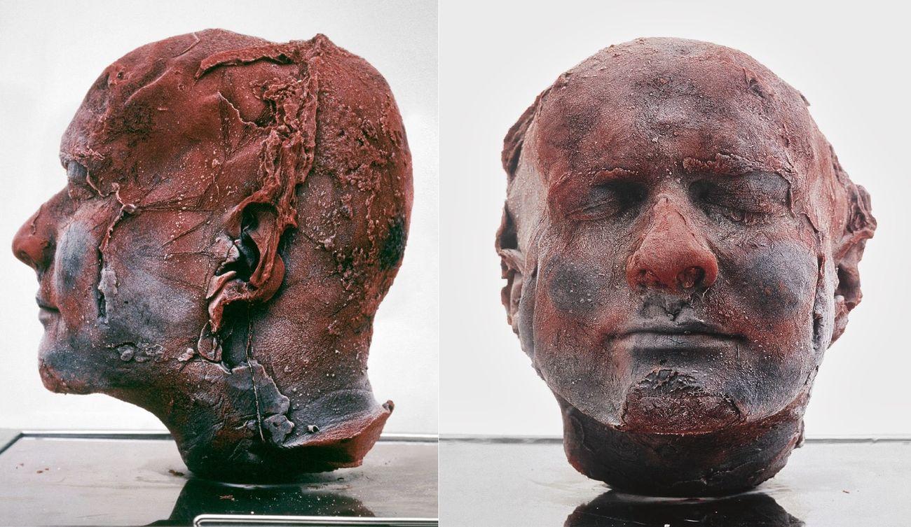 Marc Quinn, Self, 1991