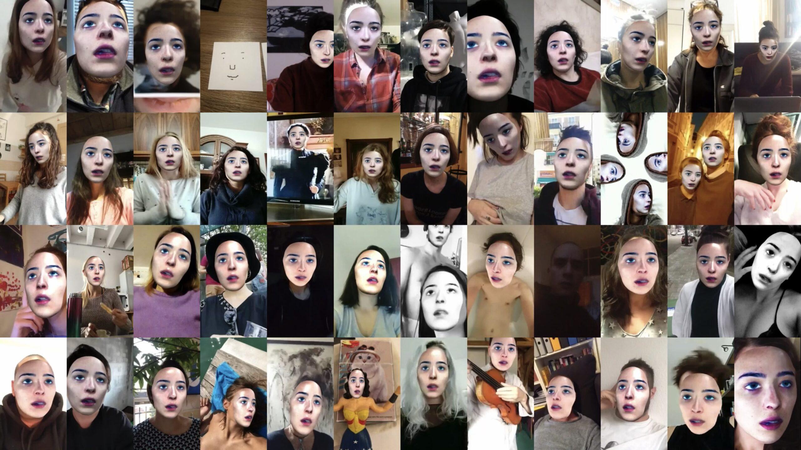 Martina Menegon - familiar strangers - 2018-19