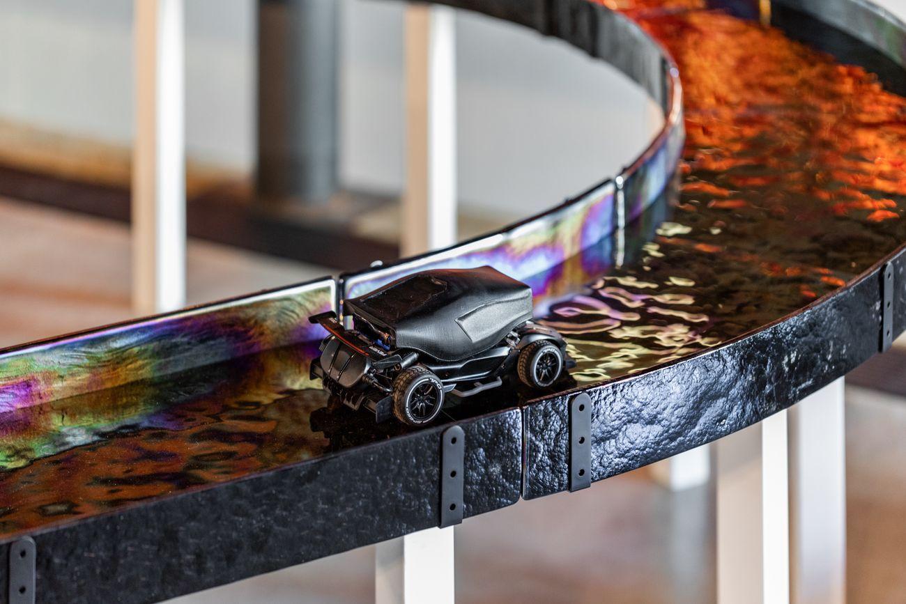 Murano Glass Toys 2021. Yalos Murano, Pista