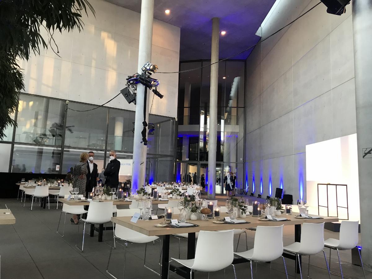 Pinakothek der Moderne di Monaco di Baviera, 2021, ph Claudia Giraud