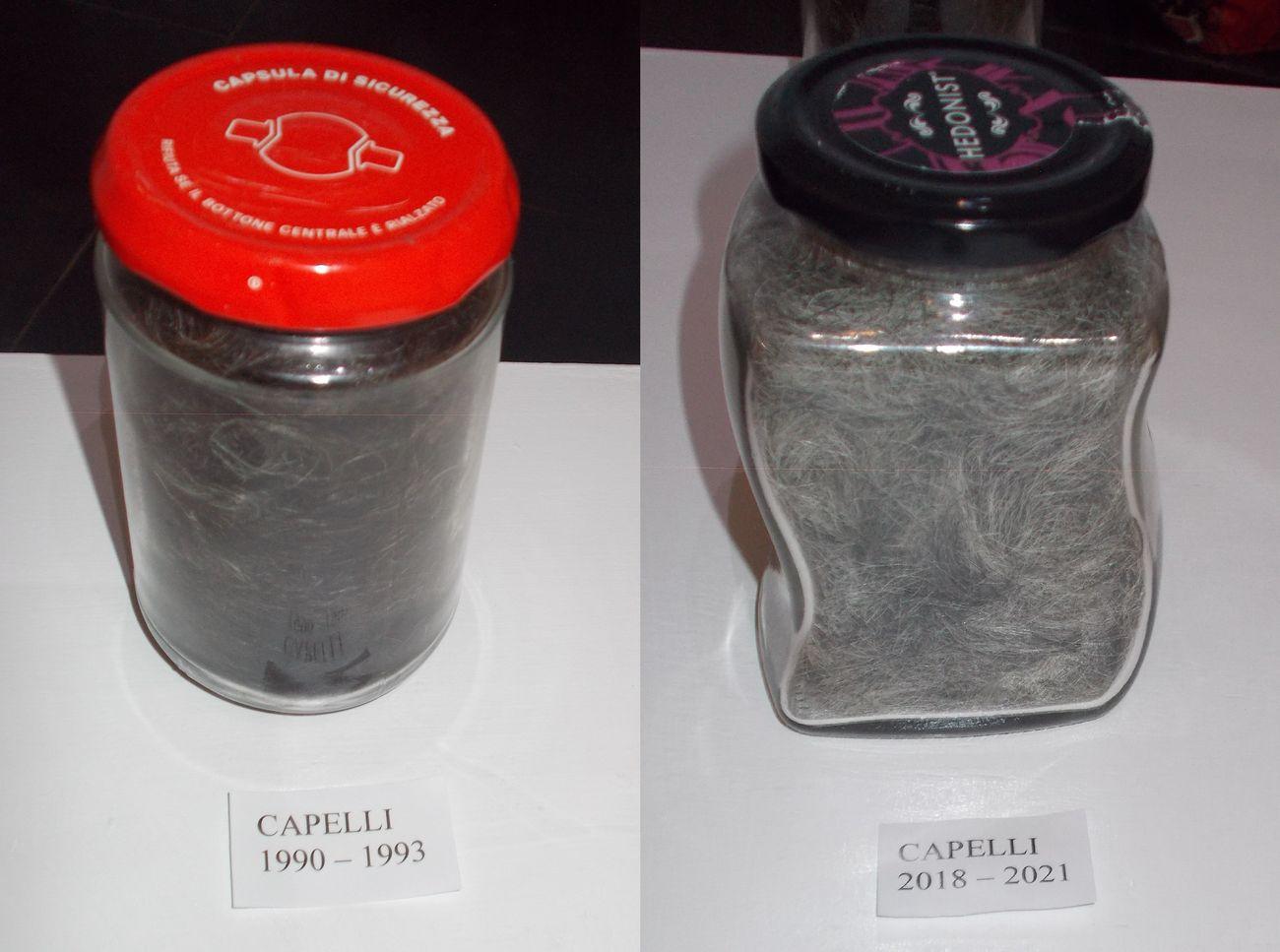 Pino Boresta, Capelli, 1990-93 e 2018-21