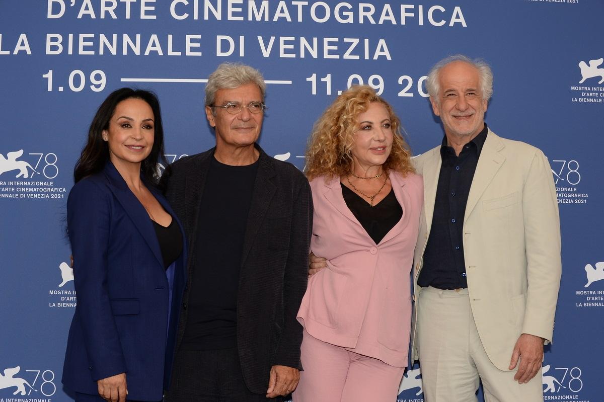 QUI RIDO IO, Film_delegation, Credits La Biennale di Venezia, Foto ASAC ph Giorgio Zucchiatti