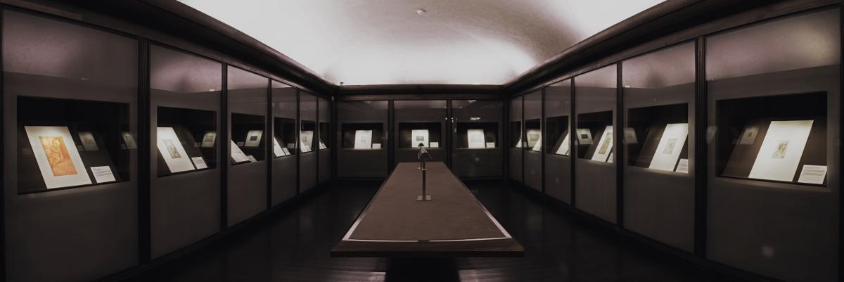 Sala Leonardo HD credits Davide Zannotti