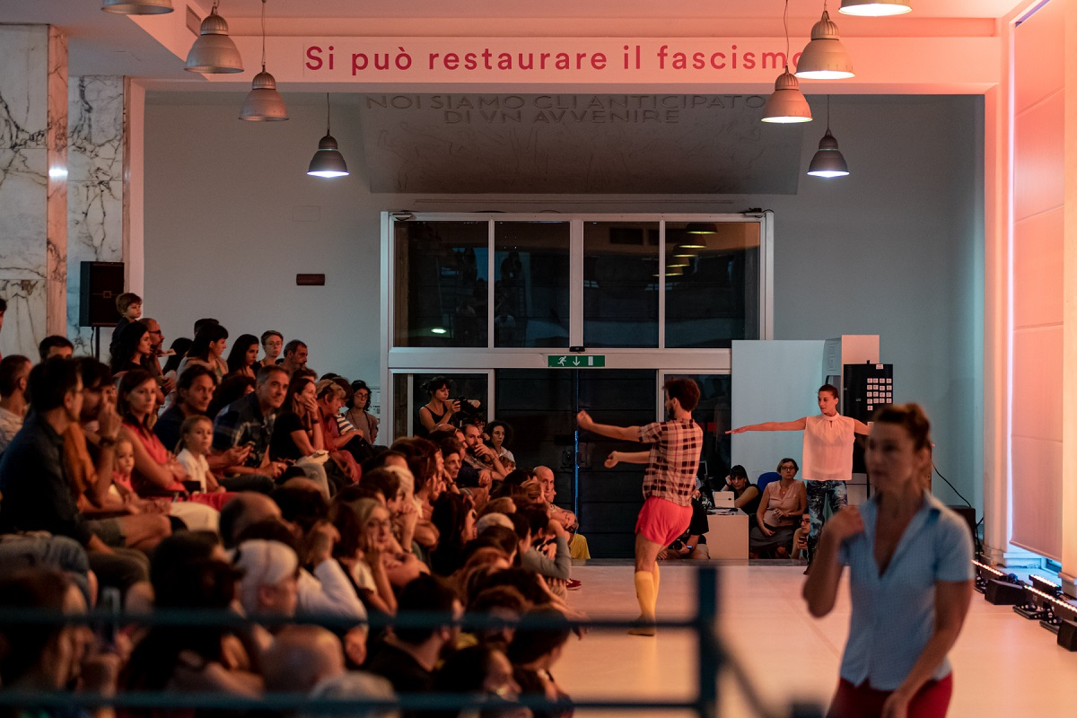Short Theatre 2020 Roma ph. Cardinale