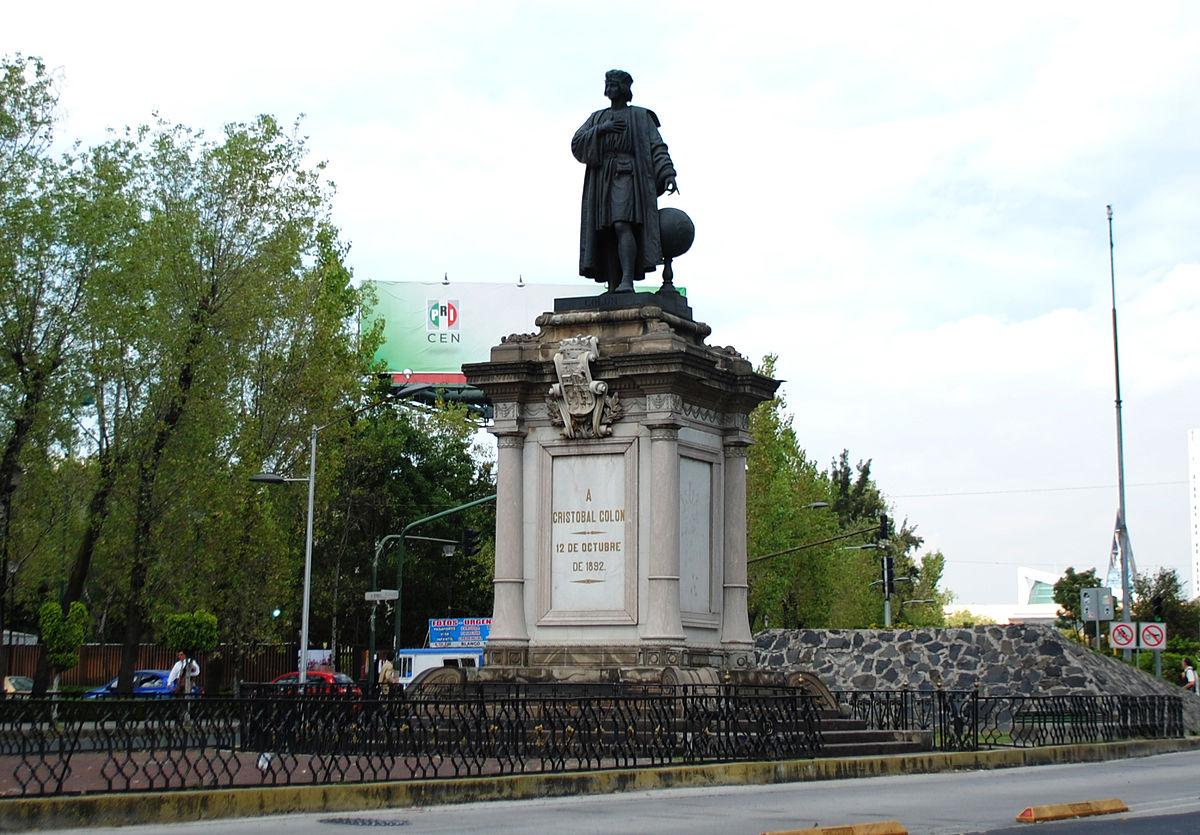 Statua di Colombo