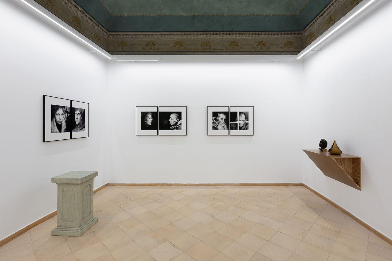 Suoni da un'Altra Stanza. Exhibition view at Vistamare, Pescara 2021. Courtesy Vistamare – Vistamarestudio, Pescara Milano. Photo © Andrea Rossetti