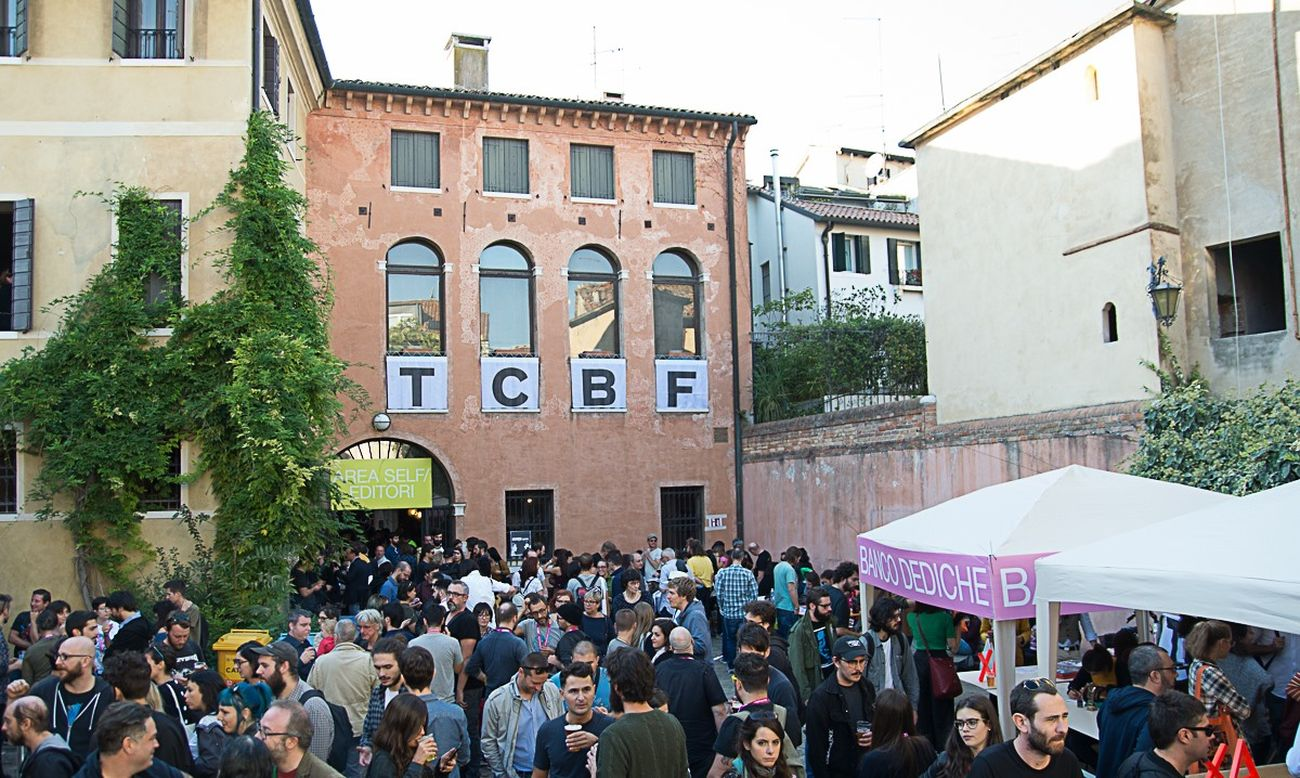 Treviso Comic Book Festival 2018. Photo Silvia Possamai