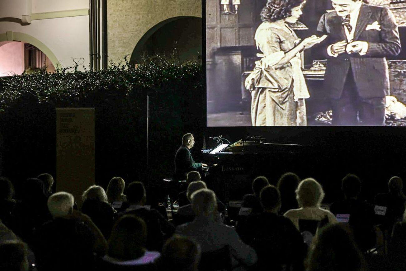 Treviso Suona Jazz Festival 2021. Bruno Cesselli. Photo © Giorgio Bulgarelli