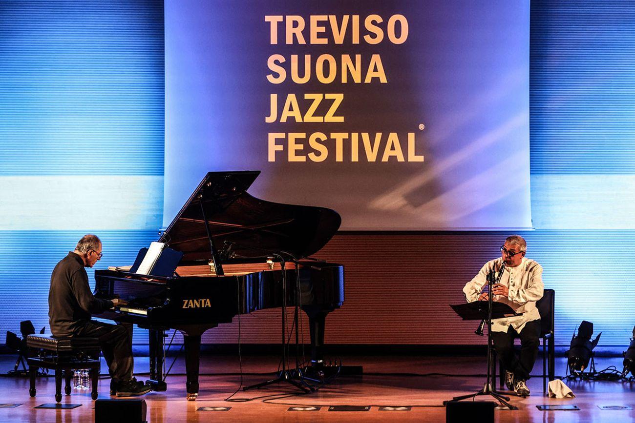Treviso Suona Jazz Festival 2021. Enrico Pieranunzi. Photo © Giorgio Bulgarelli