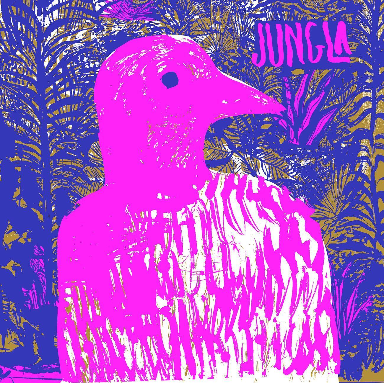 Uhuru Republic, Jungla (2020). Copertina