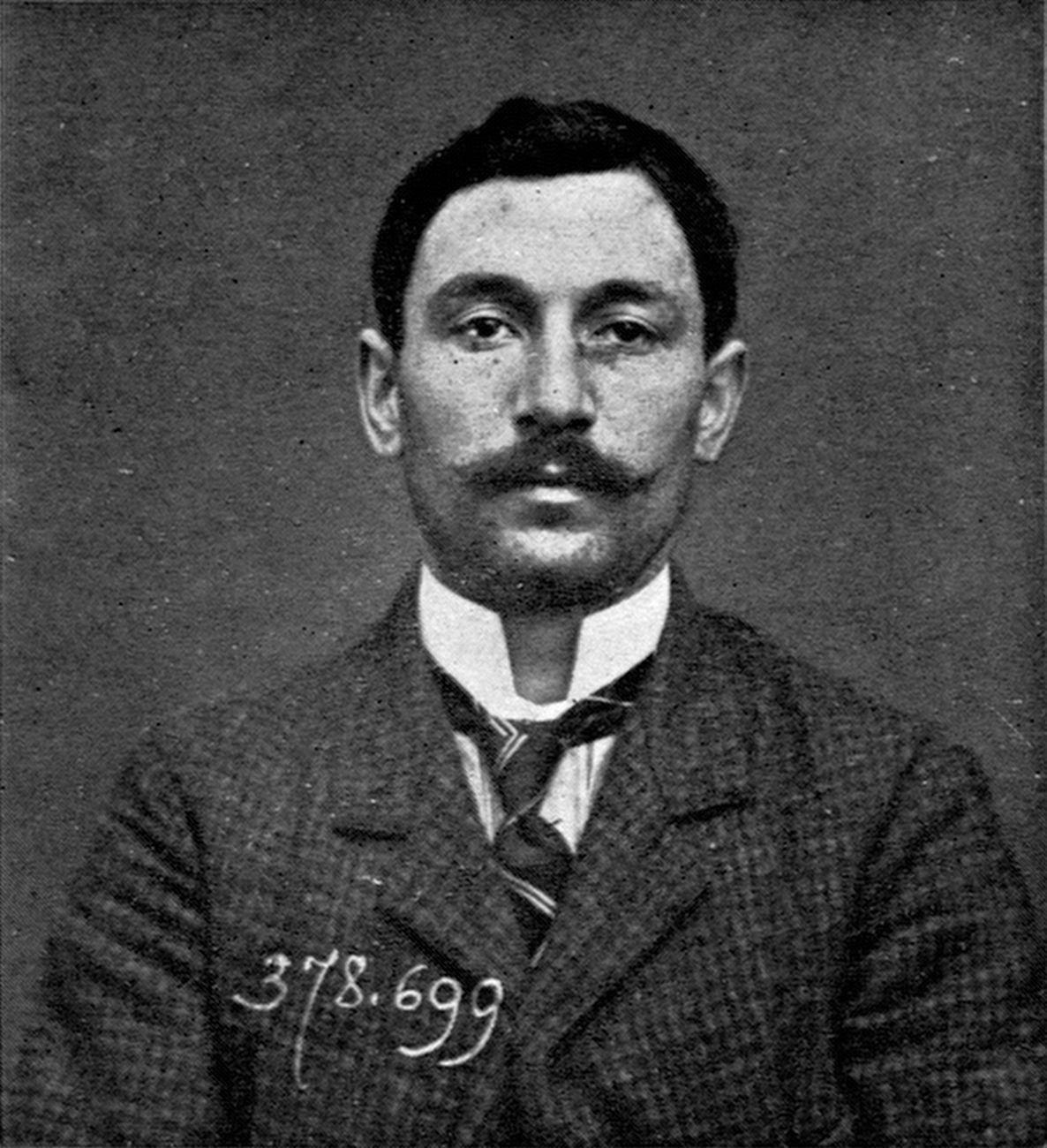 Vincenzo Peruggia, il ladro della Gioconda