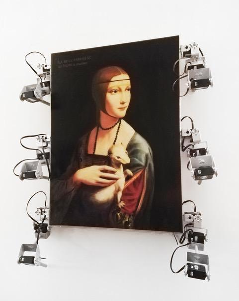 Donato Piccolo, mobile smart objects, 2018