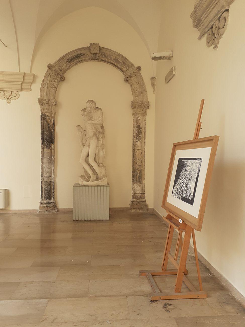 Accademia delle Belle Arti di Lecce. Photo © Cecilia Pavone