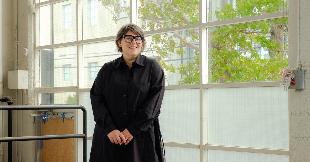 Alison Gass, direttrice del Museo ICASF di San Francisco