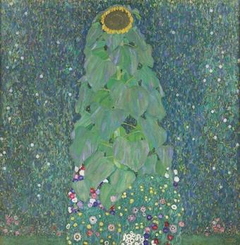 Belvedere Sunflower (1907-08) on Google Arts & Culture
