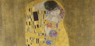 Belvedere, The Kiss (1908-09) on Google Arts & Culture