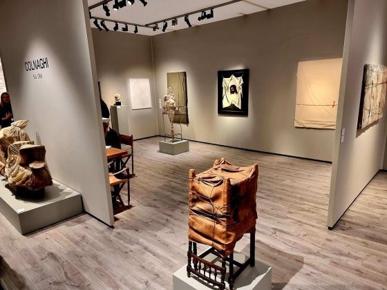 Colnaghi stand Frieze Masters 2021