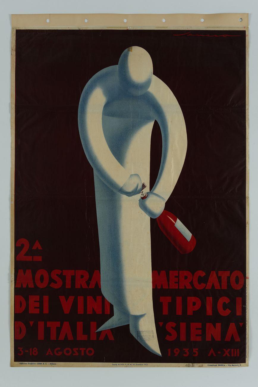 Federico Seneca. Courtesy Museo Nazionale Collezione Salce, Treviso – Direzione regionale Musei Veneto, su concessione del Ministero della Cultura