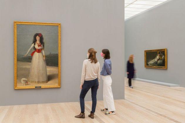 Goya. Exhibition view at Fondation Beyeler, Riehen 2021. Photo © Pati Grabowicz