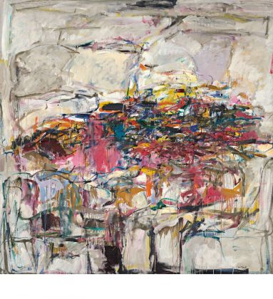 Joan Mitchell, City Landscape, 1955. Art Institute of Chicago, gift of Society of Contemporary American Art © Estate of Joan Mitchell. Photo Aimee Marshall