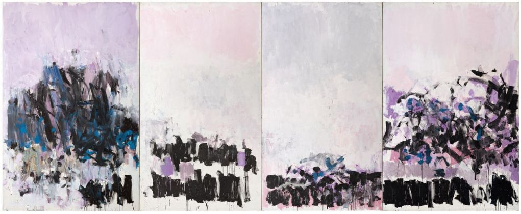Joan Mitchell, La Vie en rose, 1979. The Metropolitan Museum of Art, New York, anonymous gift and purchase, George A. Hearn Fund, by exchange © Estate of Joan Mitchell