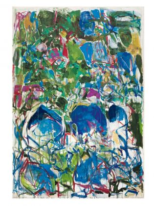 Joan Mitchell, My Landscape II, 1967. Smithsonian American Art Museum, Washington, D.C., gift of Mr. and Mrs. David K. Anderson, Martha Jackson Memorial Collection © Estate of Joan Mitchell