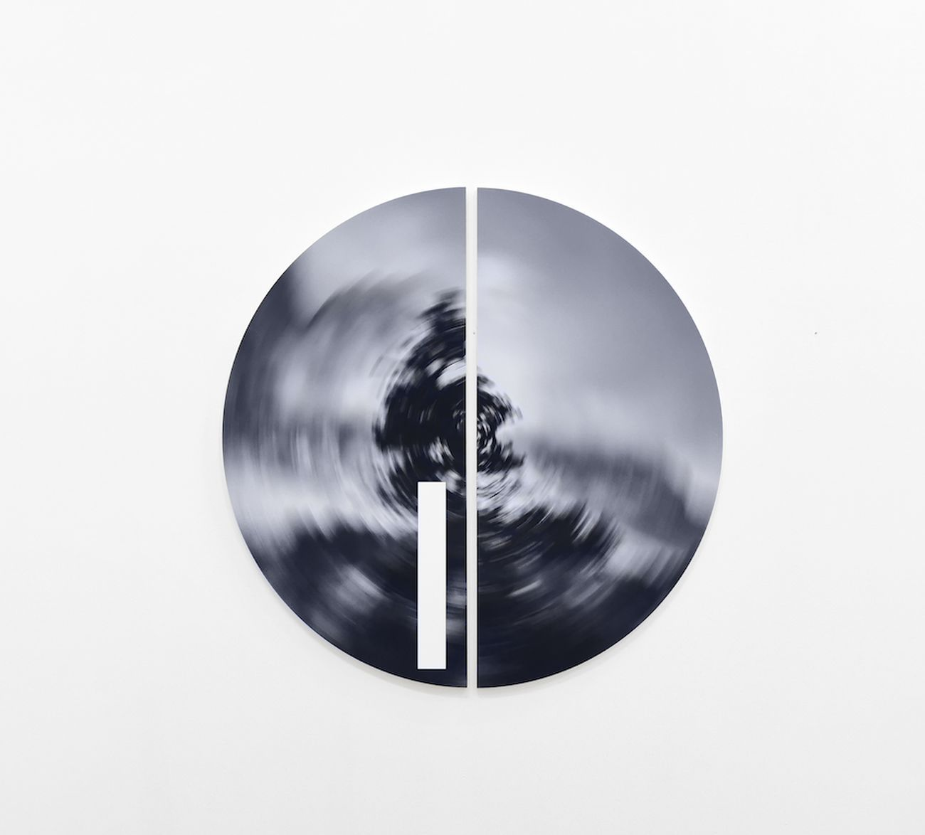 Marco Rossetti, Fare il deserto, 2020, stampa su carta e forex, 100x100 cm