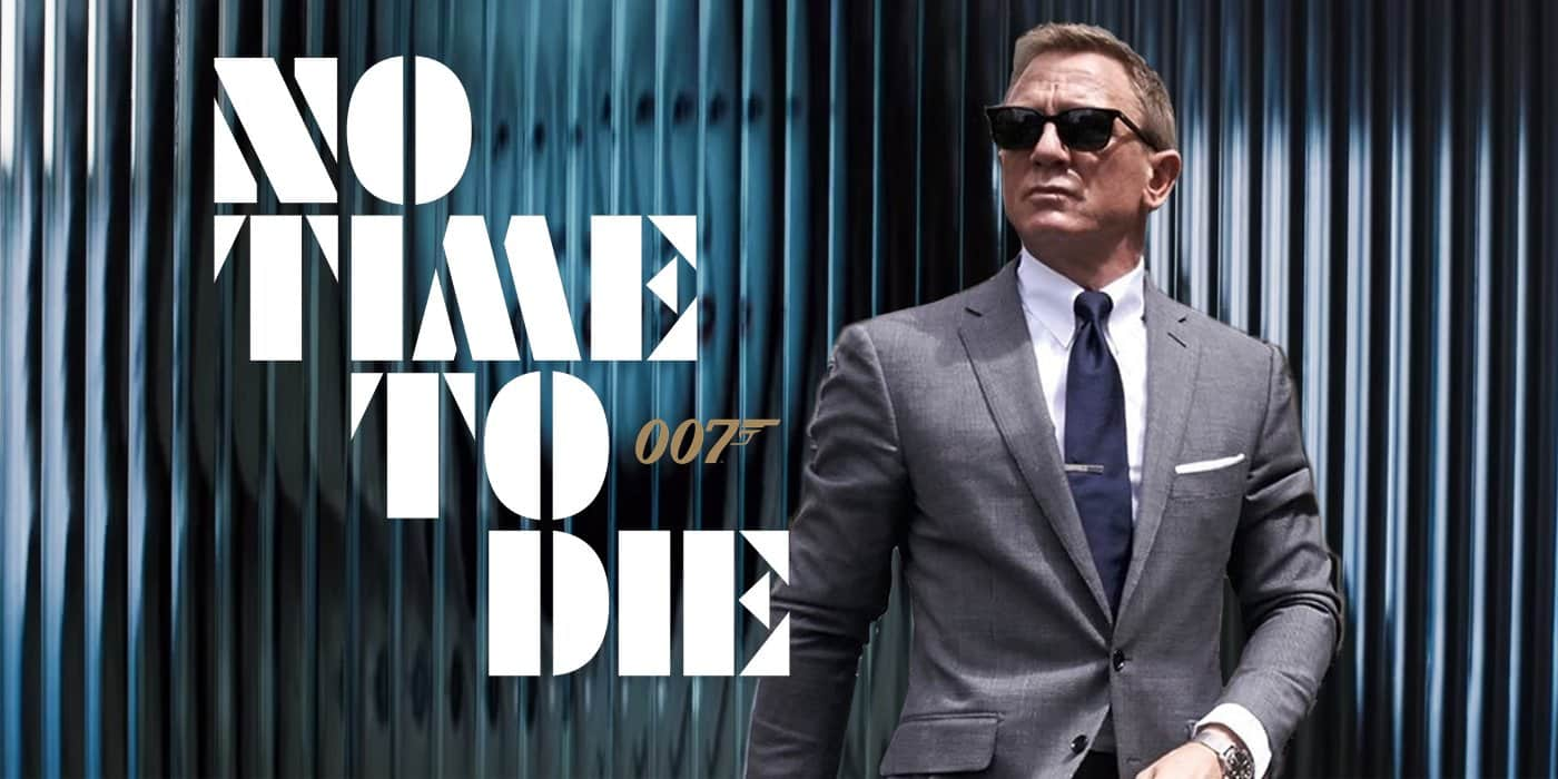 No time to die, 007