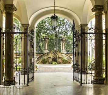 Palazzo Falconeri Accademia d'Ungheria © Várhelyi Klára