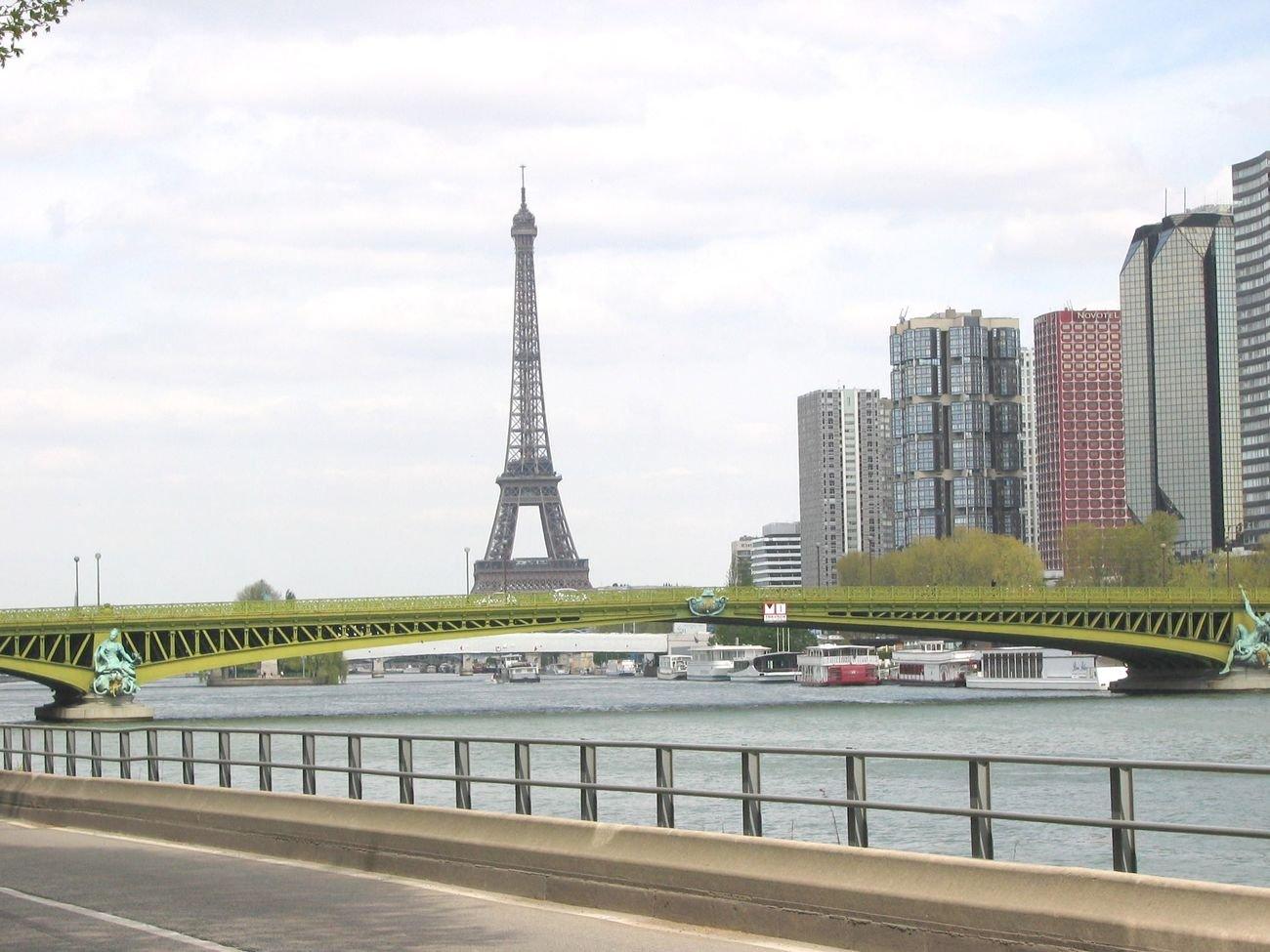 Pont Mirabeau, Parigi, Francia