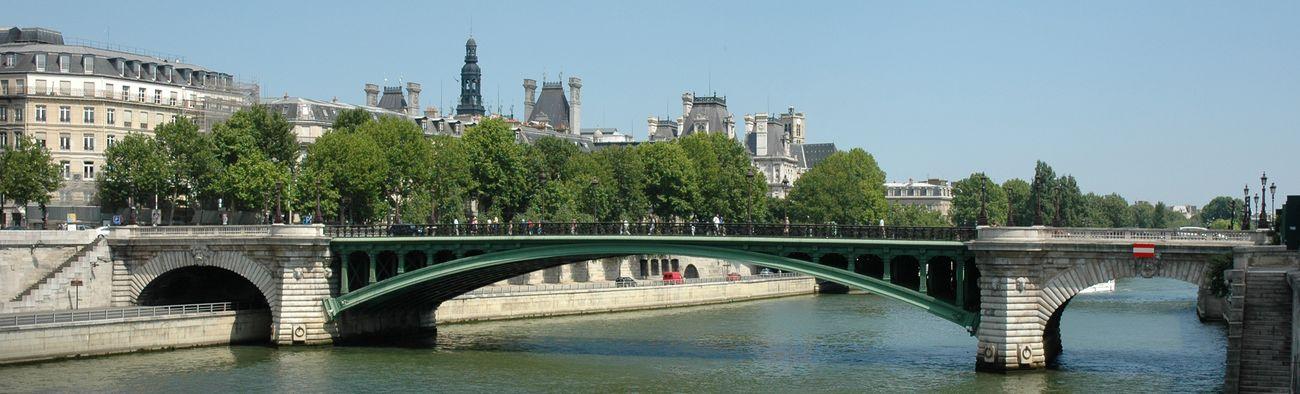 Pont Notre Dame, Parigi, Francia