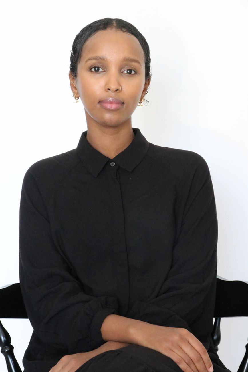 Sagal Ali, fondatrice della Somali Arts Foundation