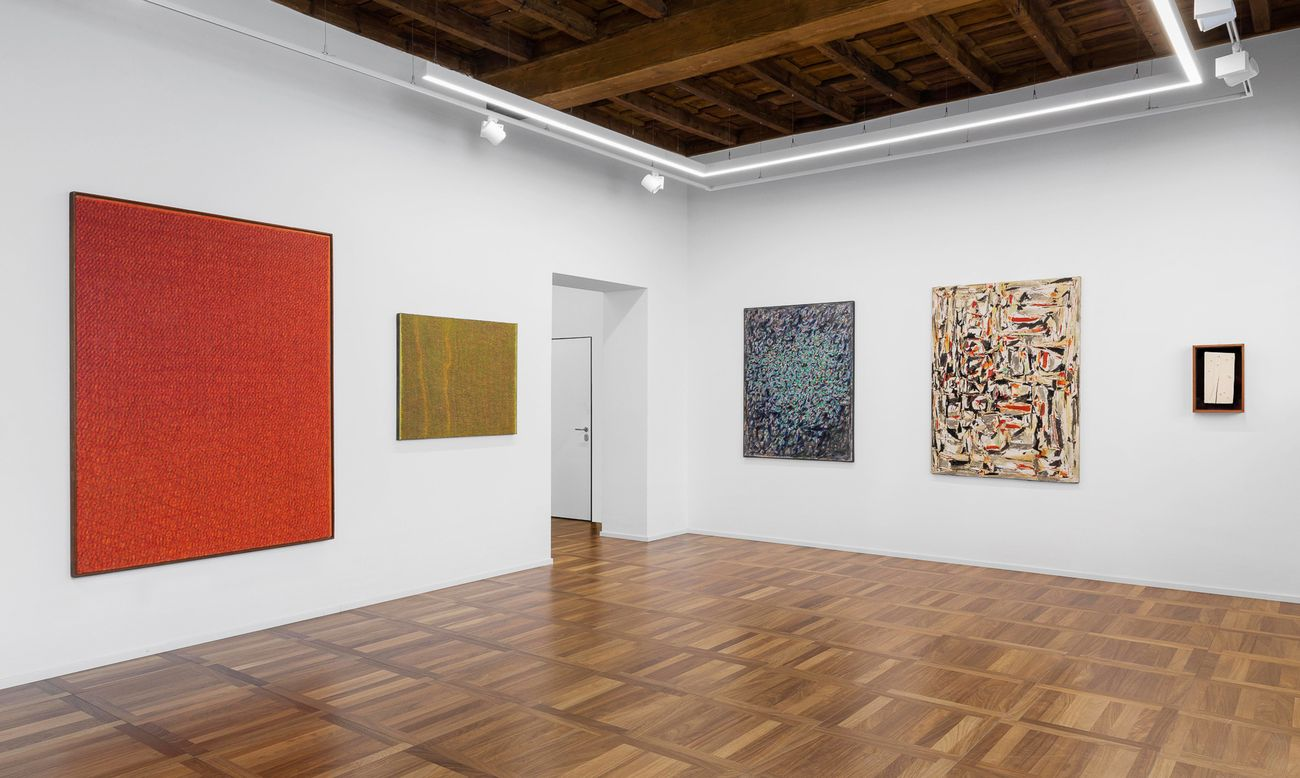 Spaces of Light. Piero Dorazio and the International ZERO Movement. Exhibition view at Cortesi Gallery, Milano 2021. Photo Lucrezia Roda