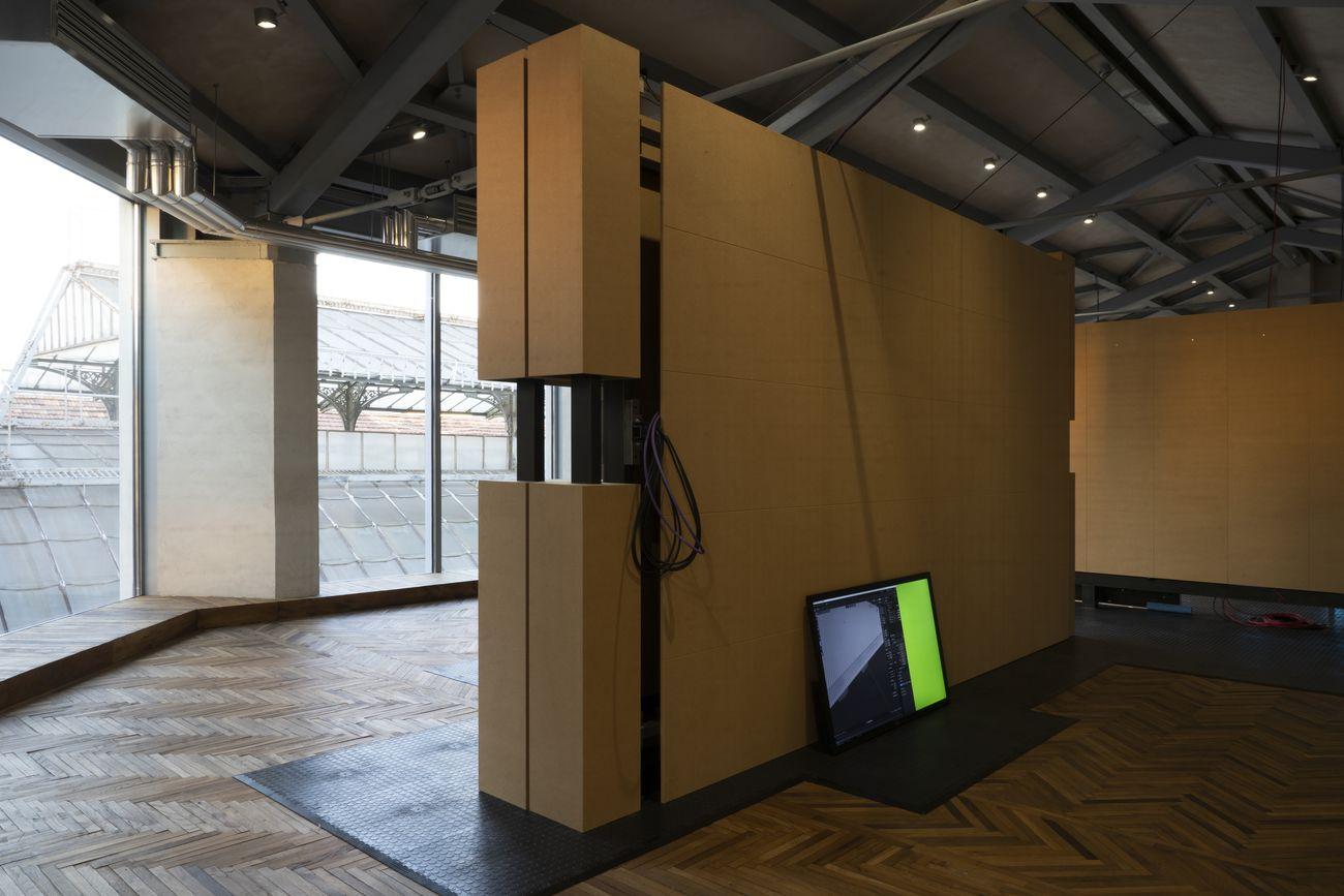 Sturm&Drang. Exhibition view at Osservatorio Fondazione Prada, Milano 2021. Photo Jacopo Farina. Courtesy Fondazione Prada