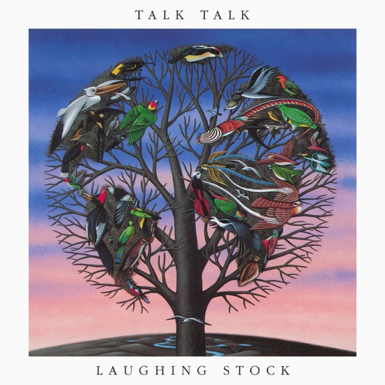 Talk Talk, Laughing Stock (1991), copertina dell'album